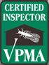VPMA Certified Inspector